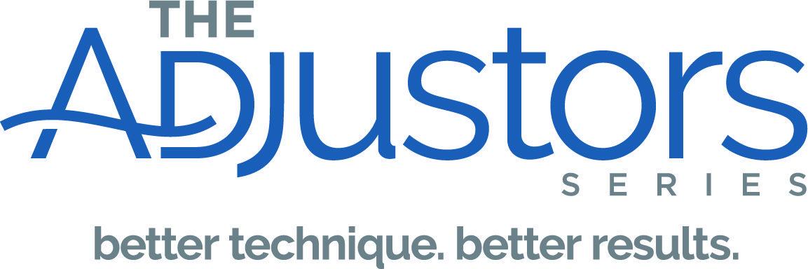 The Adjustors Logo_tagline